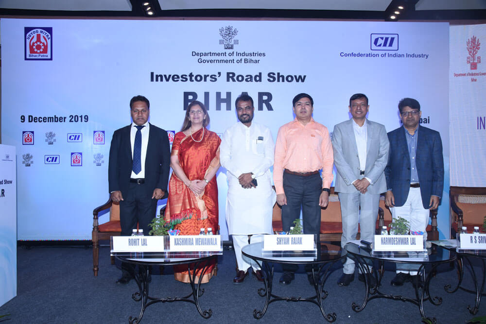 Bihar holds roadshow to attract investors in Mumbai